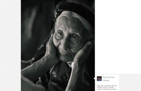 Người mẹ Việt trong bộ ảnh 'Tình cha mẹ' đầy xúc động trên National Geographic
