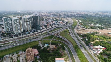 TP.HCM: Bất động sản quận 2 đang 'bức tốc' nhờ hạ tầng đồng bộ