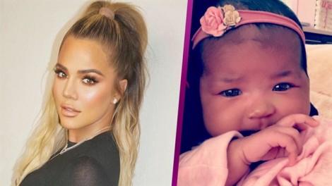Con gái bị 'chê' không xinh, người đẹp Khloé Kardashian đáp trả gay gắt