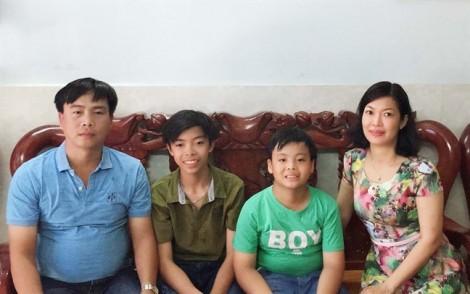 Hạnh phúc đơn sơ của 'gia đình công an tiêu biểu'