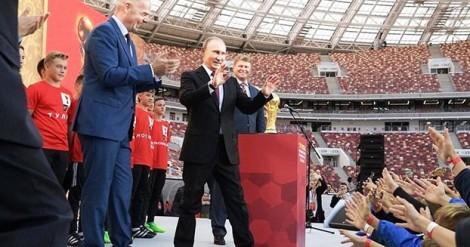 Những khoảnh khắc ấn tượng nhất World Cup Nga 2018