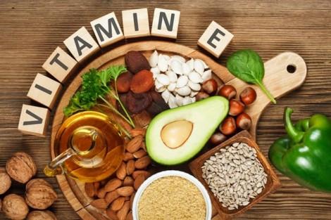 Muốn da bóng khỏe đừng quên bổ sung vitamin và khoáng chất