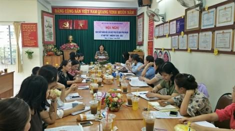 Phú Nhuận: Thực hiện hiệu quả công tác chăm lo phụ nữ và người nghèo