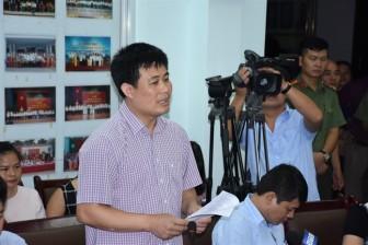 8 bài thi ở Lạng Sơn bị giảm điểm sau khi thẩm định