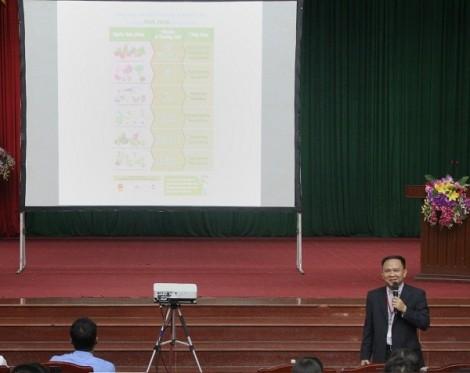 Tỉnh Cao Bằng triển khai thực đơn chuẩn cho học sinh tiểu học bán trú