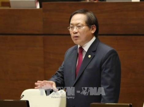 Tạm đình chỉ công tác Bộ trưởng Bộ TT&TT Trương Minh Tuấn