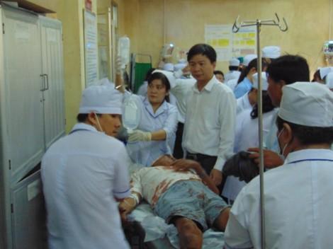 Kẻ ngáo đá cầm dao truy sát khiến 11 người thương vong ở Bạc Liêu