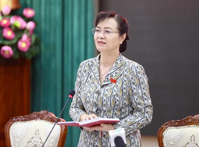 Bao chi va Hoi dong nhan dan gan bo de phan anh buc xuc cua dan