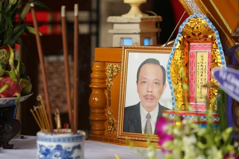 Nghệ sĩ tiếc thương tài năng, nhân cách của cố NSƯT Thanh Hoàng