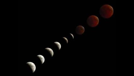 Thế giới trắng đêm xem nguyệt thực 'trăng máu' cùng mưa sao băng kéo dài 5 tiếng