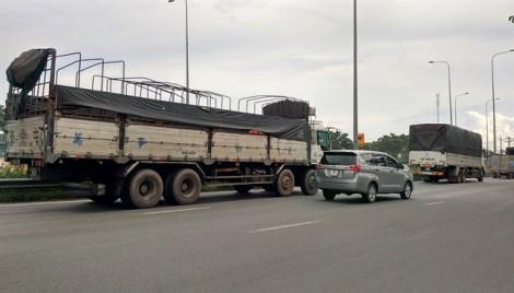 TP.HCM điều chỉnh thời gian cấm xe tải vào nội đô từ ngày 1/8