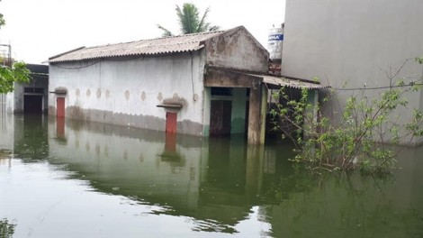 Chủ tịch UBND TP Hà Nội khẳng định không thờ ơ với người dân thiệt hại do mưa lũ
