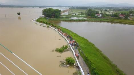 Tháng 8 mưa nhiều, lượng mưa tăng 20-30% so với các năm