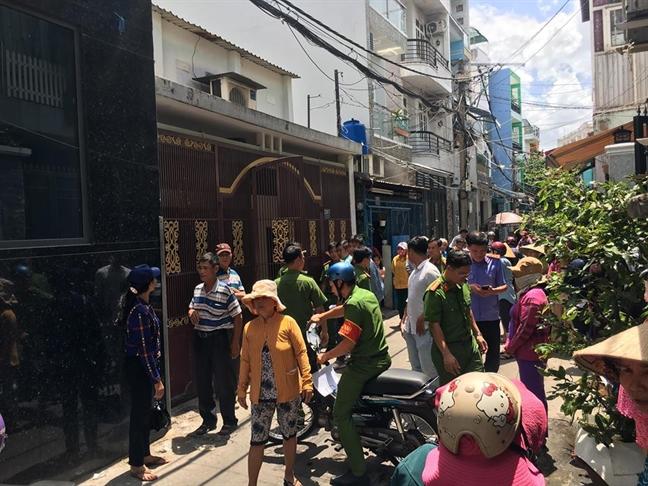 Quan Tan Phu dieu tra vu an mang nghi sat hai nu tu