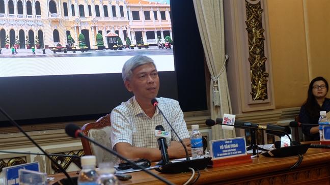 Ong Doan Ngoc Hai xuong duong dep via he la chuyen binh thuong