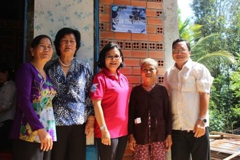 Ngày hội 'Thương nhân Củ Chi làm công tác xã hội từ thiện'