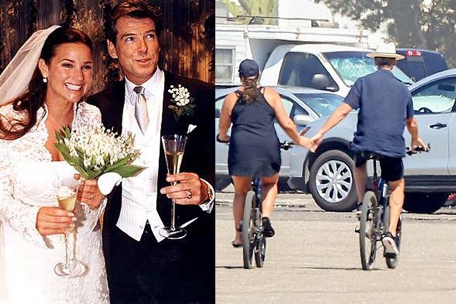 Vi sao 'diep vien 007' Pierce Brosnan dao hoa nhat man anh, nhung lai tuyet doi chung tinh voi vo?