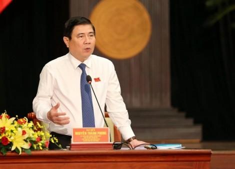 Chủ tịch TP.HCM trực tiếp chỉ đạo xây dựng khu đô thị mới Thủ Thiêm