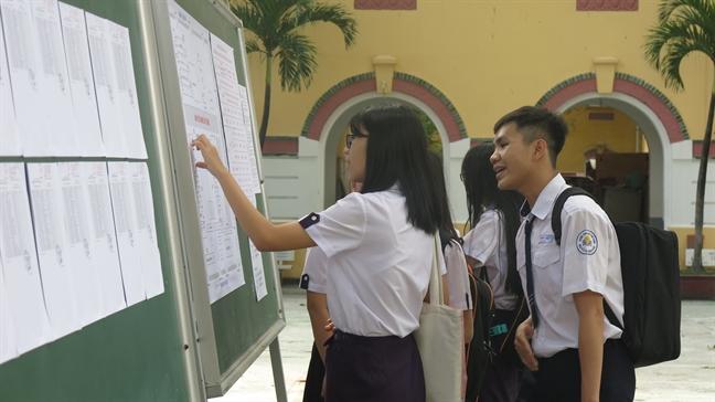 Truong dai hoc Nong lam TP.HCM co diem chuan cao nhat chi 20 diem