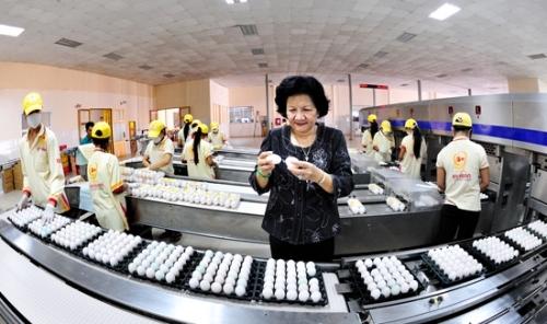 Ba Huan va VinaCapital dam phan ve hop dong 'Anh – Viet bat nhat'