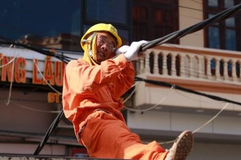 Tích cực phòng ngừa tai nạn điện mùa mưa bão