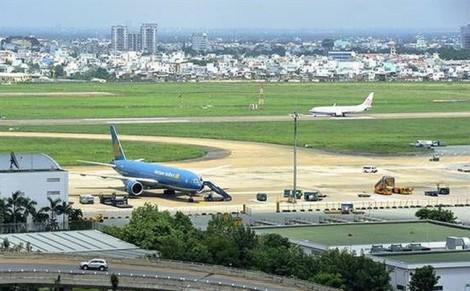 TP.HCM chuẩn bị báo cáo Chính phủ về việc mở rộng sân bay Tân Sơn Nhất