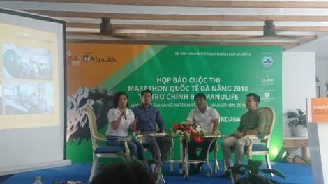 Hơn 7.000 người tham gia sự kiện Marathon quốc tế Đà Nẵng 2018