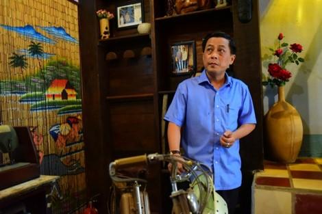 Quán cà phê đưa khách về những câu chuyện biệt động Sài Gòn huyền thoại