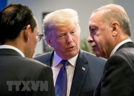 Tổng thống Thổ Nhĩ Kỳ Erdogan hé lộ thông tin đàm phán với Mỹ