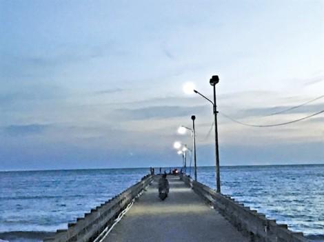 Ánh điện lại bừng sáng trên quần đảo Thổ Chu