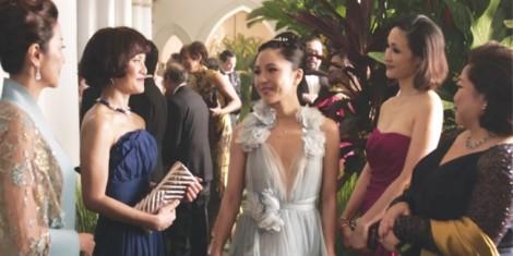 Thời của nhân vật châu Á trong phim Hollywood?