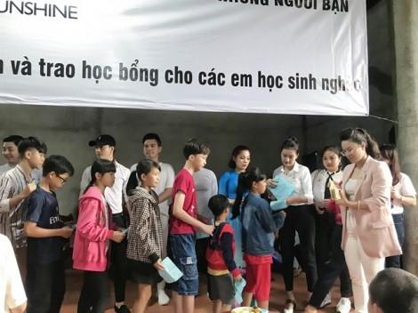 Nhật Kim Anh dành hơn 200 triệu đồng làm từ thiện nhân dịp sinh nhật