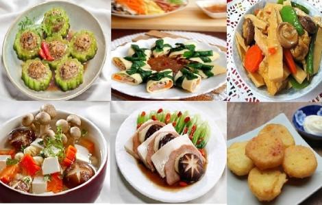 Biết mua thực phẩm thế này ăn chay mới khỏe