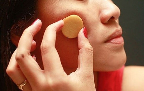 Bí quyết trắng da đơn giản, hiệu quả với khoai tây