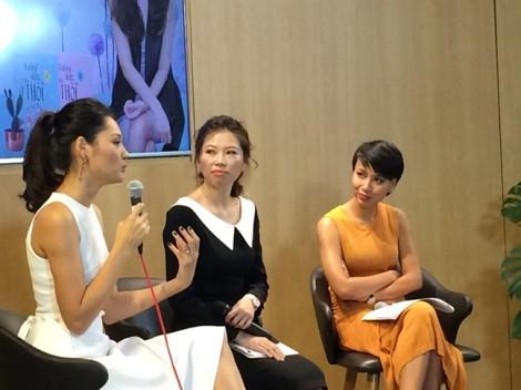Hoa hậu Hương Giang: 'Tôi dạy con kỷ luật và trách nhiệm'