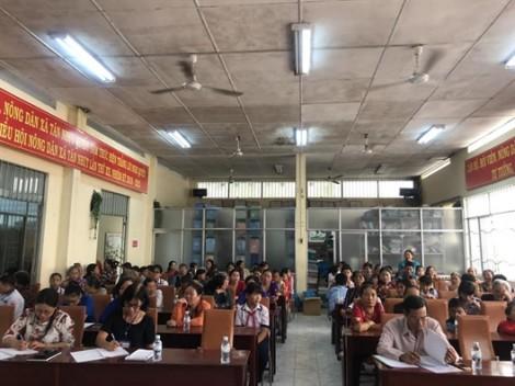 Huyện Bình Chánh: Bàn giải pháp giúp các hộ hội viên, phụ nữ thoát nghèo