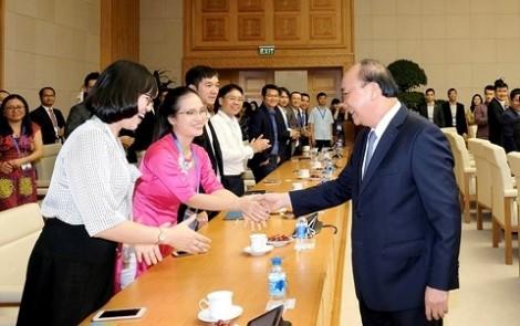 Chính phủ sẽ lắng nghe đề xuất của các nhà khoa học Việt Nam ở nước ngoài