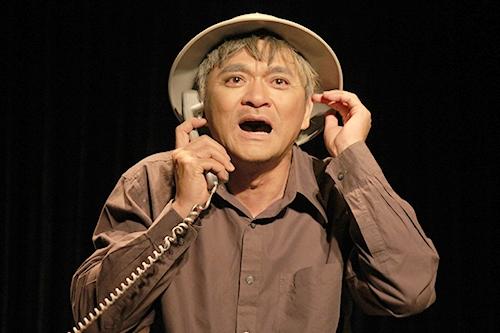 Dao dien Quoc Thao: 'Luong nghe si Le Binh tung khong mua noi... mot to pho'