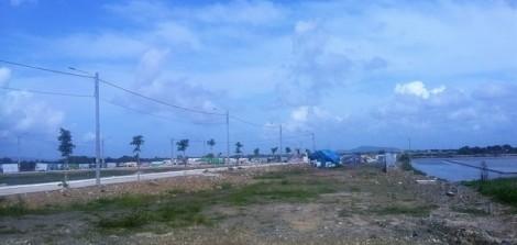 Vụ ruộng muối tan hoang vì sốt đất: Dừng tiếp nhận hồ sơ xin phân lô, tách thửa