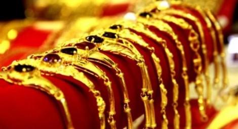 Giá vàng ngày 24/8 giảm nhẹ, USD quay đầu tăng trở lại