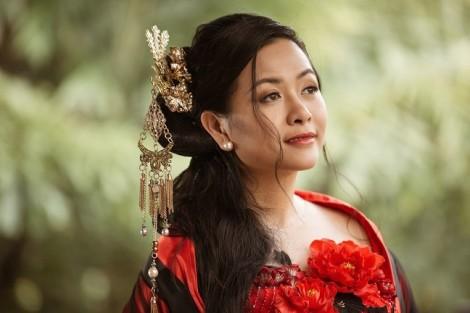 Giám đốc sản xuất Trần Uyên Phương: 'Bữa cơm là món quà gắn kết gia đình'