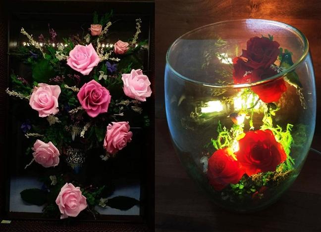 Nhung tac pham hoa tuoi uop tham dam me cua nguoi phu nu xu Quang