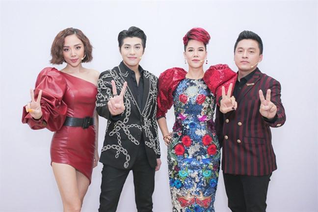 Thu Phuong 'trang tay' truoc vong chung ket 'Giong hat Viet 2018'