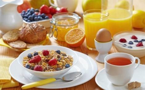 Thực phẩm nên ăn trong bữa sáng giúp giảm cân nhanh chóng (Phần 1)