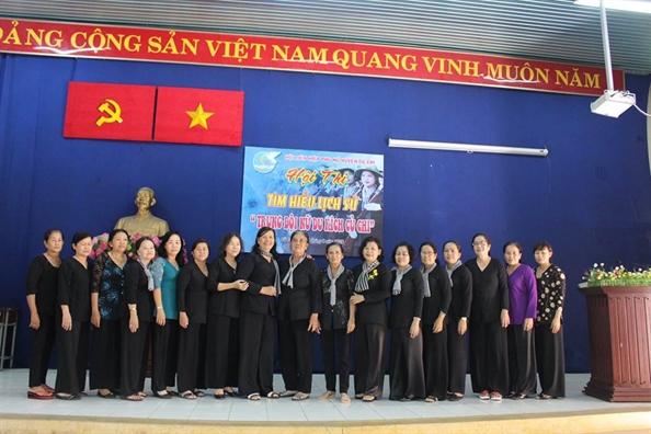 Huyen Cu Chi: On lich su bang hoi thi soi noi