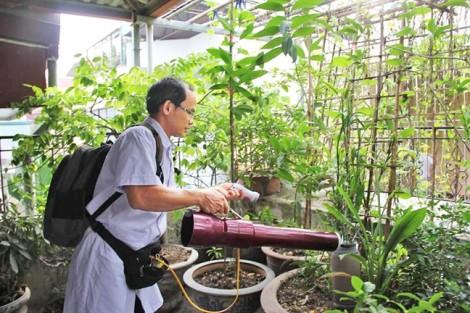 Sốt xuất huyết: Thời tiết chuyển mùa, đề phòng dịch