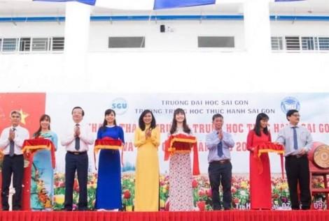 Trường Trung học Thực hành Sài Gòn có cơ sở mới
