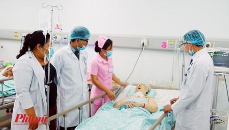 Bệnh viện Chợ Rẫy - Phnôm Pênh từ 2 bệnh nhân đến khám/ngày lên gần 2.000 lượt