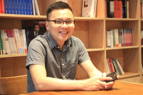 CEO Đinh Minh Quyền: 'Nhận tiền đầu tư nhưng tôi phải là người cầm cương'