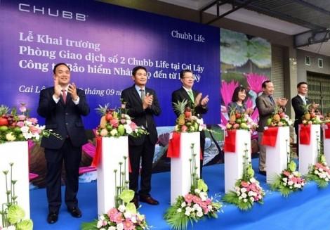 Chubb Life Việt Nam khai trương văn phòng kinh doanh thứ hai tại Cai Lậy